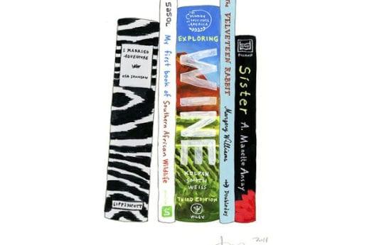Books Imitating Art + Art Imitating Books