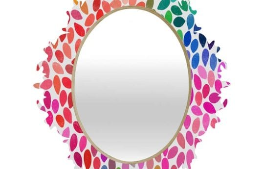 Fabulous Mirror Giveaway With DENY Designs