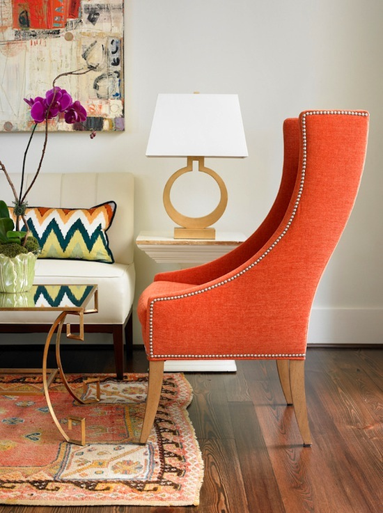 Incredible Orange Is The New Black The Zhush Gmtry Best Dining Table And Chair Ideas Images Gmtryco