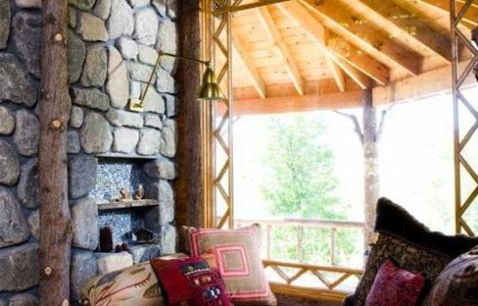 Adirondack Style Decor