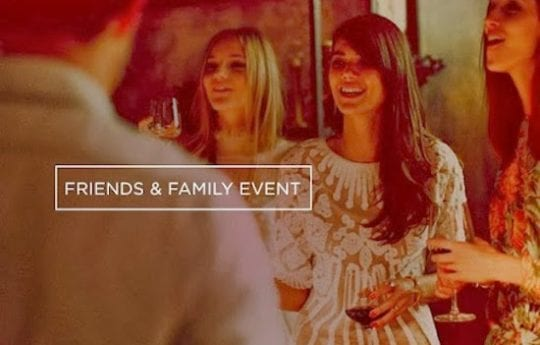 Shopbop Friends and Family Sale!