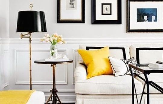 Seven Inspiring Black And White Interiors