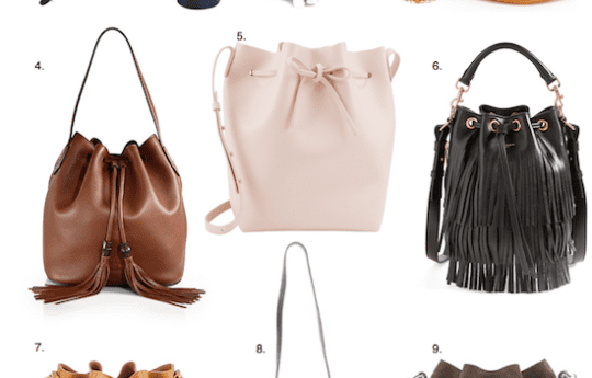 Bucket {Bag} List