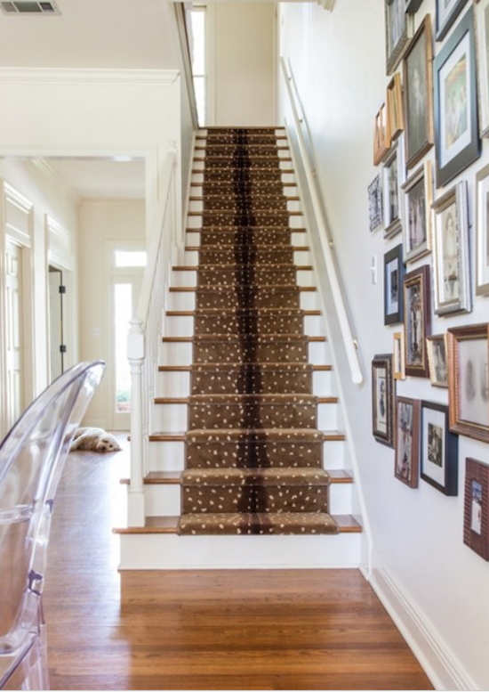 Divine Details Patterned Stair Runners