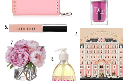 Color Craving: Pops Of Pink