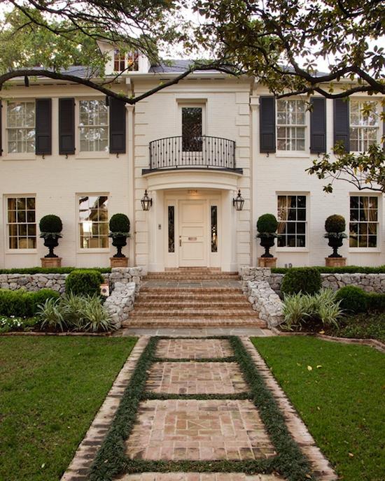 White Brick Homes