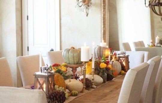 Divine Details: Fall Holiday Decor