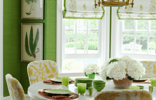Home Tour: Fresh and Floral in Westchester County