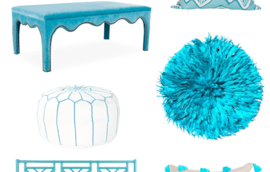 Color Crush: Tranquil Turquoise