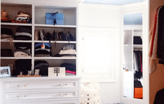 Home Tour: My Closet Before And After