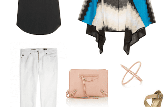 Seven Easy PIeces For Chic Summer Nights