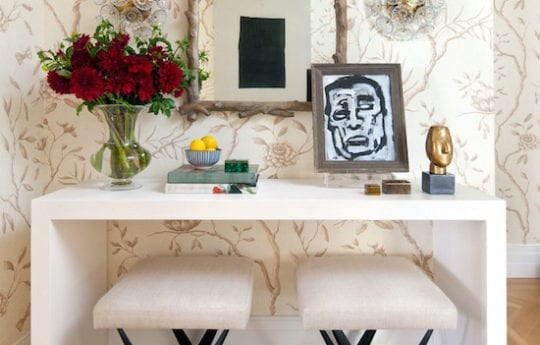 Home Tour: A Chic NYC Apartment With Ladylike Details