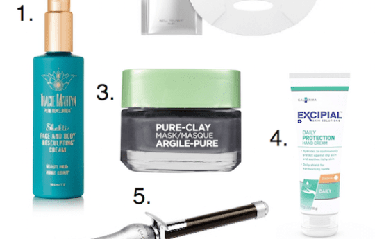Five Beauty Products To Try This Winter