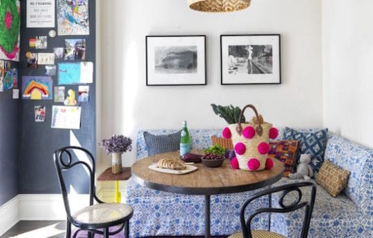 Home Tour: Bold and Beautiful In Brooklyn, NY