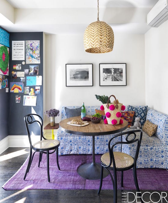 It belongs to Kate Reynolds of Studio of Studio Four NYC – a textile and wallpaper showroom. They carry an amazing selection of prints and fabrics ...