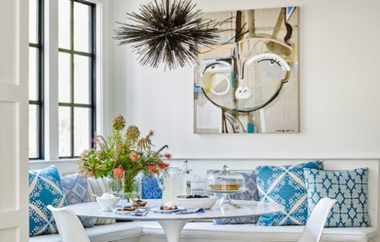 Home Tour: Timesless Beauty In Buckhead