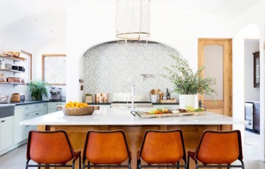 Home Tour: Laid Back + Chic In California