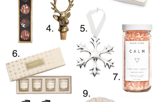 Holiday Gift Guide: The Best Gifts For Under $25.