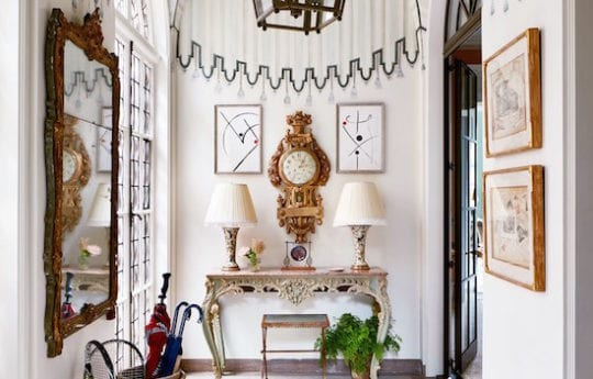 Home Tour: Old World Sophistication In San Francisco