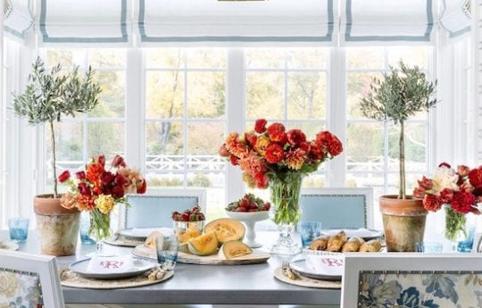 Home Tour: Spring Awakening In Darien