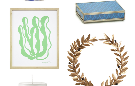 Over 14 Fresh Home Decor Finds
