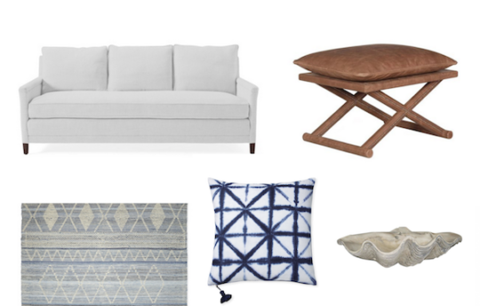 Our Beach House Renovation: Furniture and Decor Ideas