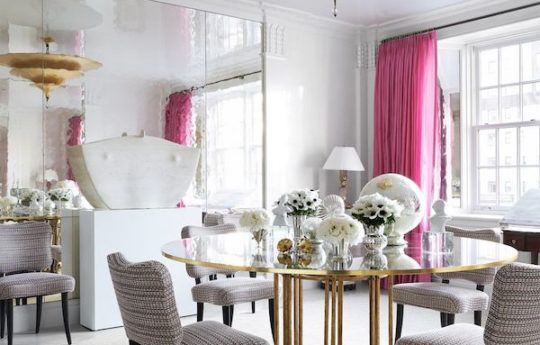 Home Tour: Hollywood Glam In NYC