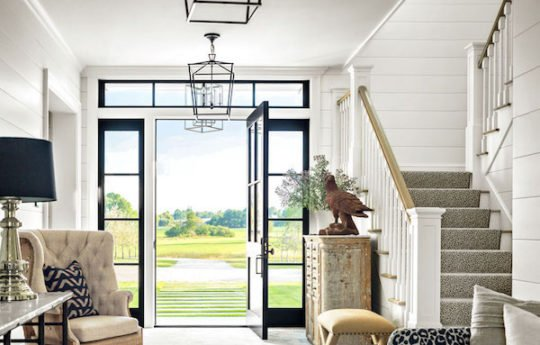 Home Tour: Traditional Farmhouse Charm In Vermont