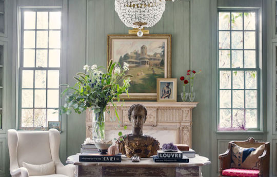 Home Tour: Traditional Charm in South Carolina