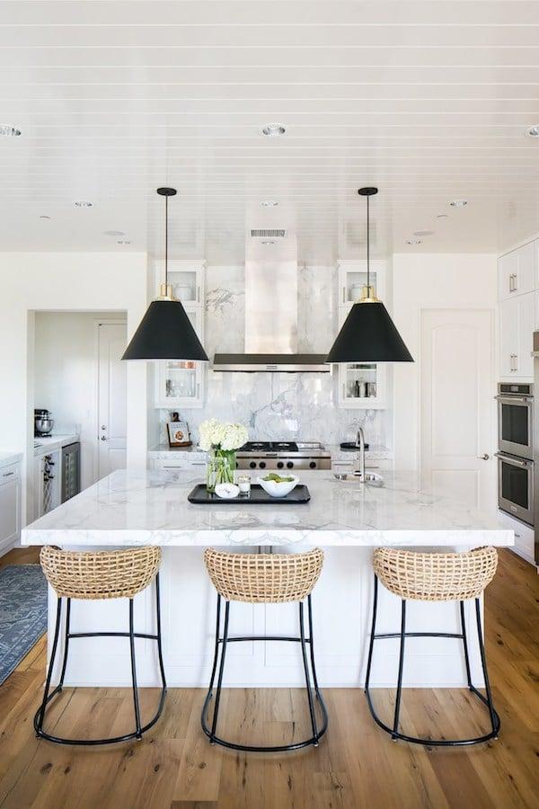 classic modern coastal kitchen & Classic Modern Kitchen | The Zhush
