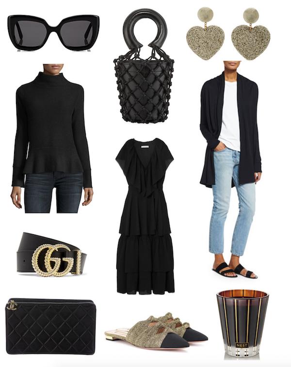 black fashion favorites fall