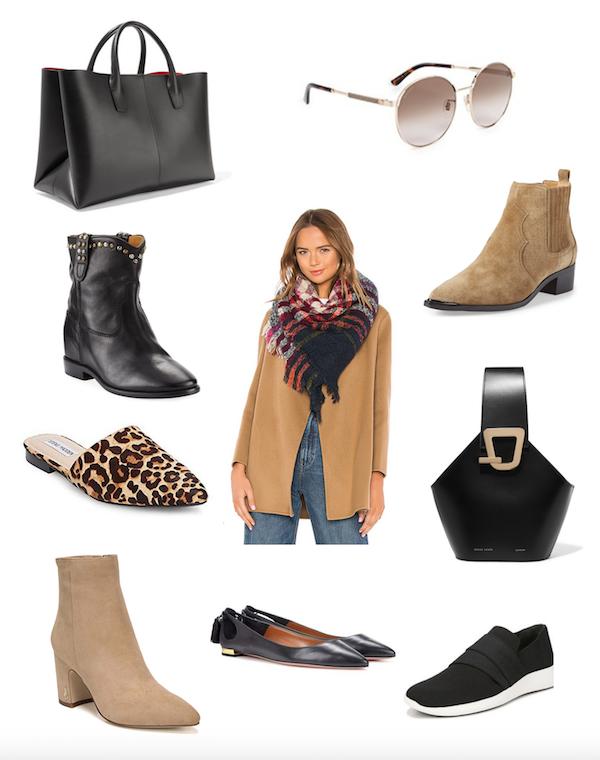 favorite fall fashion accessories