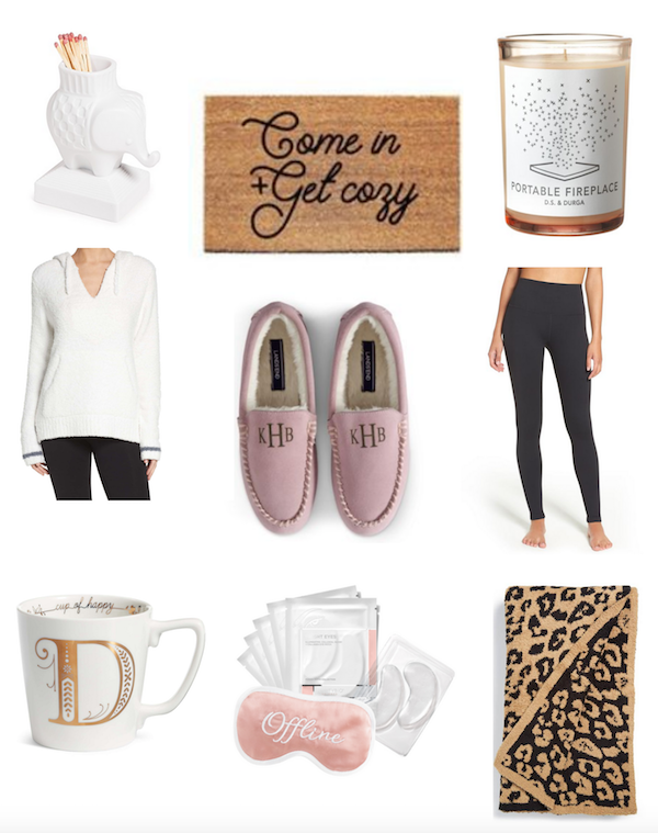 get cozy gift ideas
