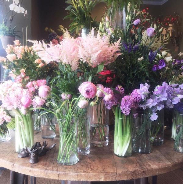 favorite floral arrangements