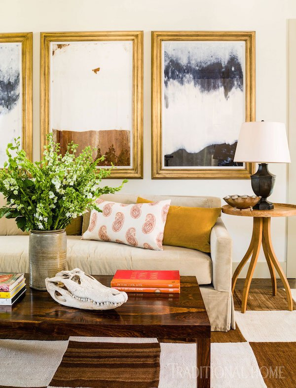 ideas for artwork in your home