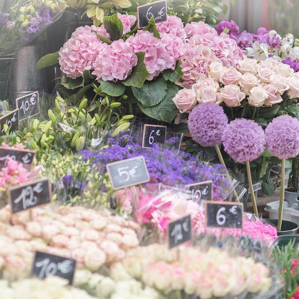 Parisian florist